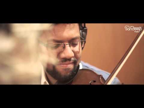 Janam Janam - Dilwale / Dont You Worry Child (Violin - Instrumental)| Sandeep Thakur Ft. DAWgeek