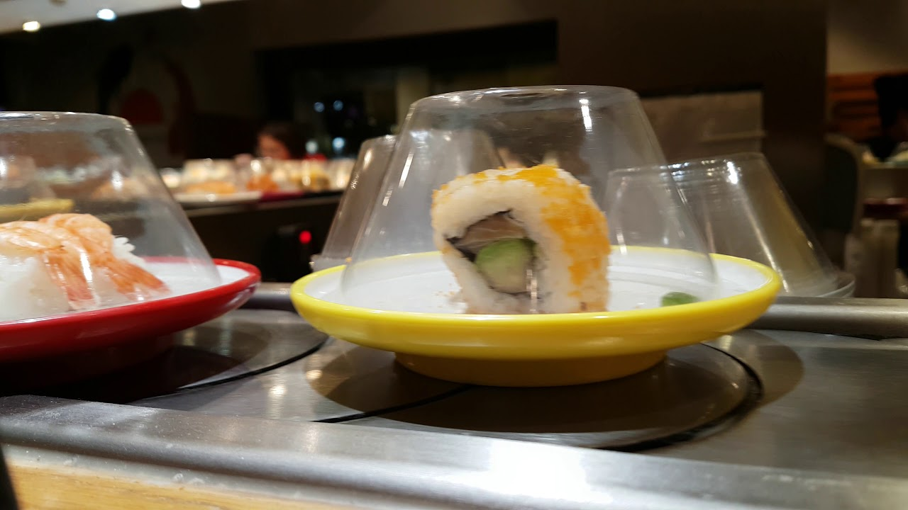 Sushi Circle All You Can Eat