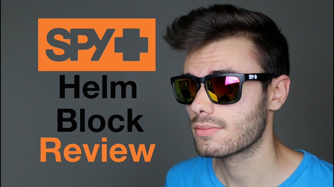 4e037985f8 Spy Helm Block Review - YouTube
