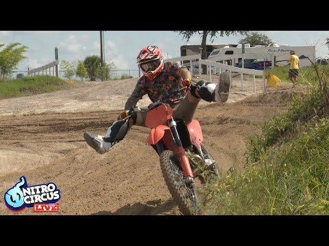 Two-Stroke Week | Dirtbikes, Jet Skis and Tubing | Travis Pastrana's Action Figures