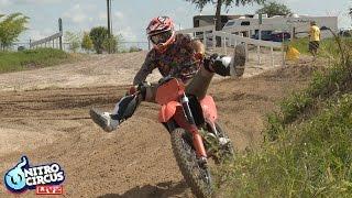 Two-Stroke Week   Dirtbikes, Jet Skis and Tubing   Travis Pastrana