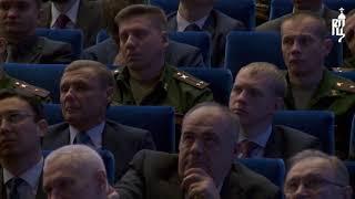 Выступление Святейшего Патриарха Кирилла на заседании XXII Всемирного русского народного собора