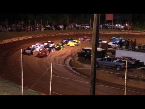 Winder Barrow Speedway Sharp Mini Late Models 5/12/18