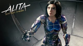 """Alita: Battle Angel 