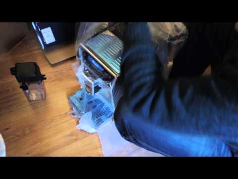 DeLonghi Autentica Cappuccino ETAM 29.660.SB - Unboxing