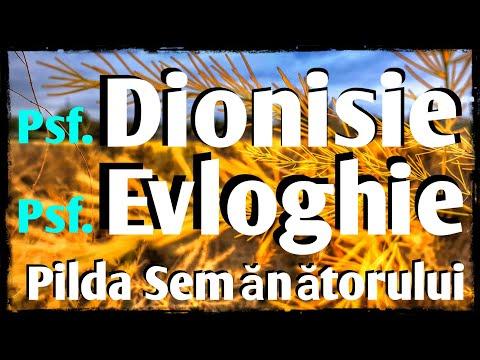 Psf Dionisie și Evloghie, Pilda Semănătorului 2018