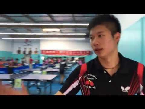 Patrick Lui vs Victor Lui 2016 華體會