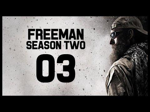 Freeman Guerrilla Warfare Gameplay Part 3 (SEASON TWO NEW UPDATE)