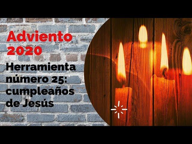 Cumpleaños de Jesús