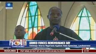 Osinbajo Condemns Benue Killings, Others