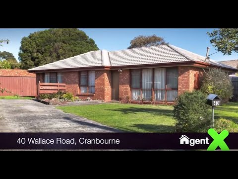 AgentX Real Estate Berwick Presents - 40 Wallace Road Cranbourne Property Tour