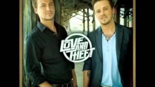 *HQ* Love and Theft - Town Drunk *HQ* + Lyrics