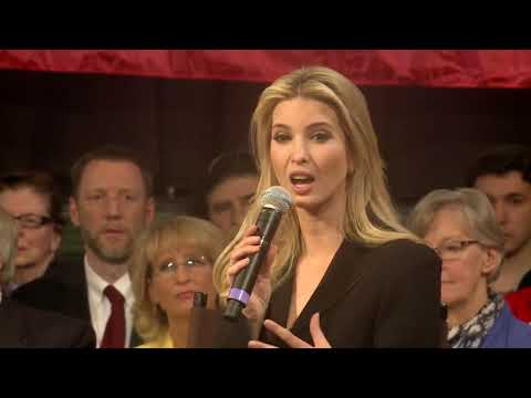 Raw video: Ivanka Trump, Steve Mnuchin speak at Tax Day town hall in Derry
