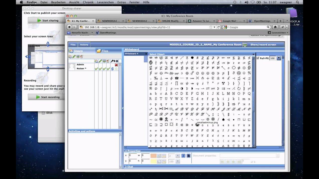 Moodle plugins directory: OpenMeetings