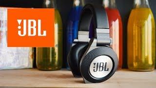 обзор JBL Synchros E50BT. Их выпускают уже 4 года. Почему?