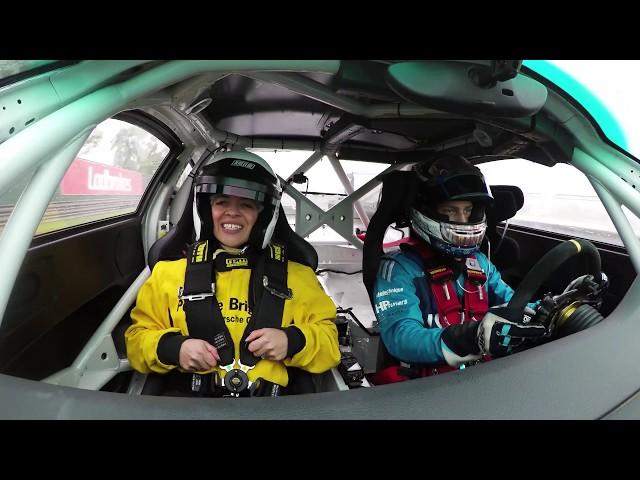 Christian Pancione Racing  - Sponsor Hot Laps
