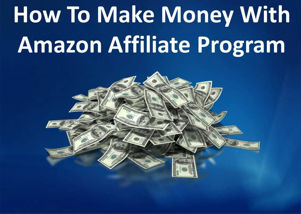 Amazon Affiliate Program- A Beginner's Guide [With Images]