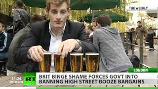 Binge Drinking: How much is too much?