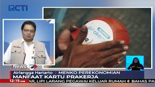 Kartu Prakerja Beri Manfaat yang Nyata di Tengah Pandemi - SIS 21/06