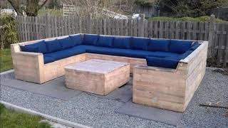 Easy diy patio furniture
