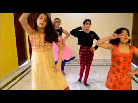 Jhumka gira re, Movie : Mera Saaya, Dance Choreography By : Shweta Gupta, Cracker Dance Academy