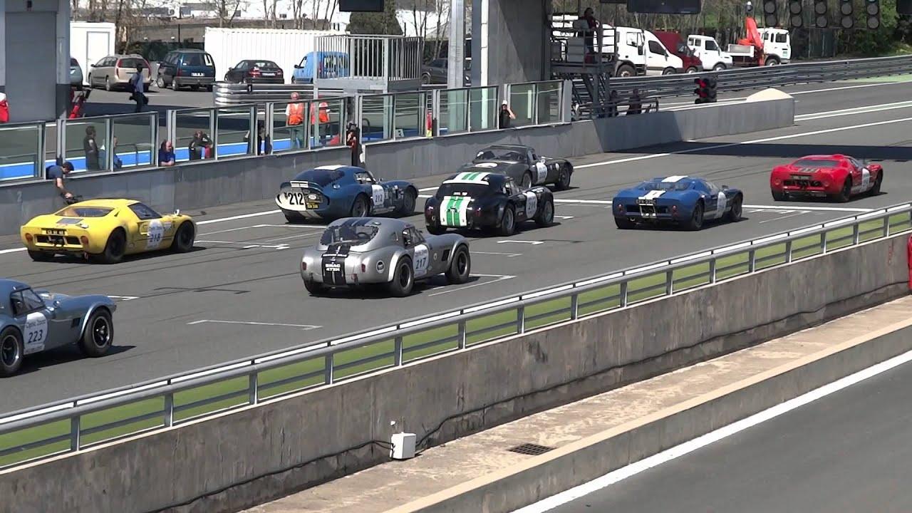 Tour auto 2013. circuit de Magny-Cours. Complet - YouTube