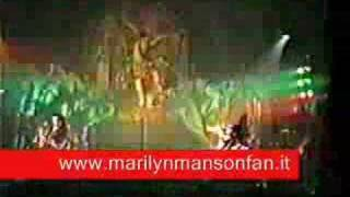 Marilyn Manson Mister Superstar Live 1997