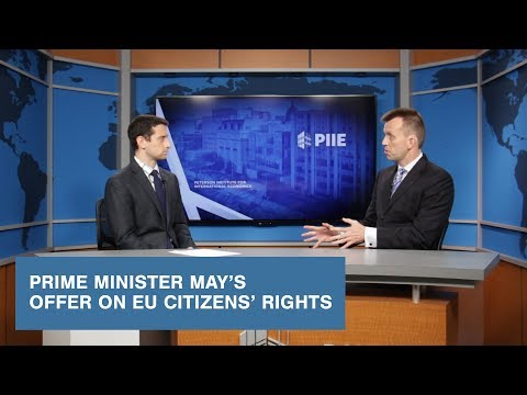 Prime Minister May's Offer on EU Citizens' Rights