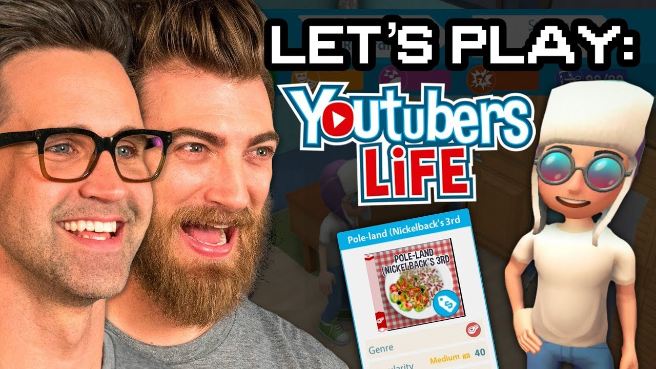 Let's Play: YouTubers Life