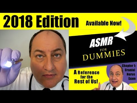 Cranial Nerve Exam For Dummies ASMR