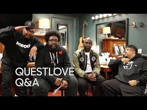 Questlove Q&A: De La Soul