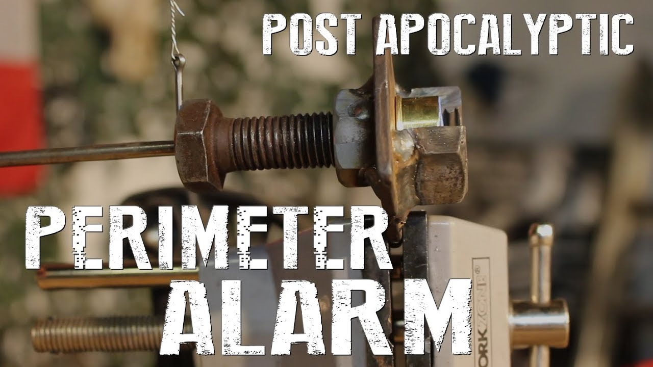 Download How To Make A Perimeter Alarm System - Post Apocalyptic Life Hacks