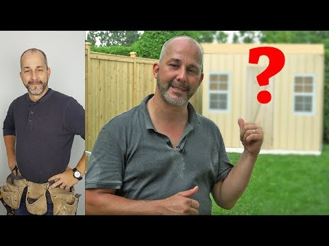 How to Build a Shed | Part 1 | Layout and Design