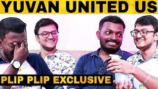 'Ma*** Gowri கூட என்ன பிரச்சனை?' Plip Plip Gurubaai & Sarvs Sagaa Exclusive | The Shroov Show