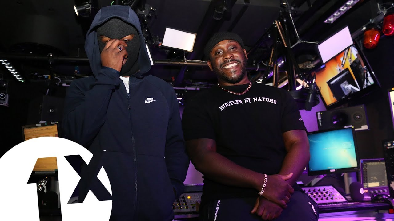 PS - Voice Of The Streets Freestyle W/ Kenny Allstar on 1Xtra