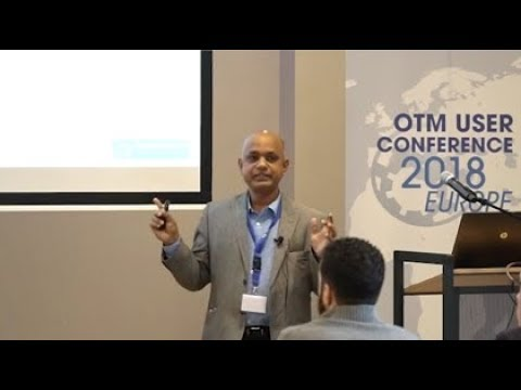 Using Blockchain, IOT and OTM for efficient cold chain management by Sambit Tripathy (Transplanning)