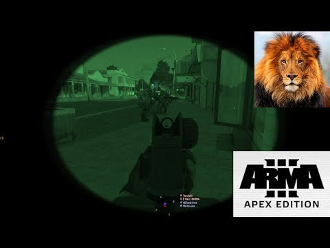 United States Army special operatives - ArmA 3 -with ITGC(Indian Tactical Gaming Community)