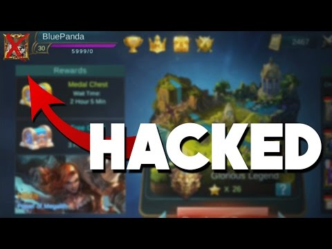 I Got Hacked!!.... (mobile legends)