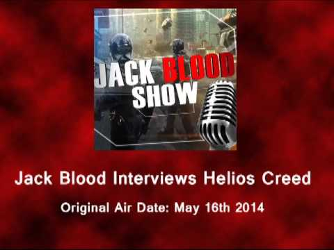 JB Show -- Rock Legend, Helios Creed of the band CHROME / Solo (Music + Para-Politics free for all!)