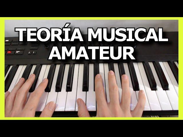 Teoría Musical DESDE CERO para HIP HOP | Notas, Escalas y Acordes