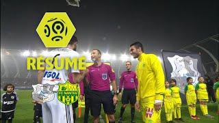 Amiens SC - FC Nantes (0-1)  - Résumé - (ASC - FCN) / 2017-18