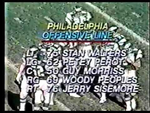 1980 Week 13 Eagles at San Diego pt 1