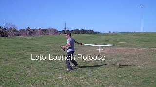 F3K Akcent 2 DLG Test Flight