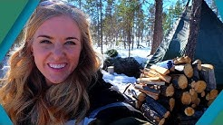 Living Off Grid In The Arctic Circle Wilderness | Earth Unplugged