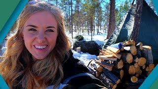 Living Off Grid In The Arctic Circle Wilderness - Earth Unplugged