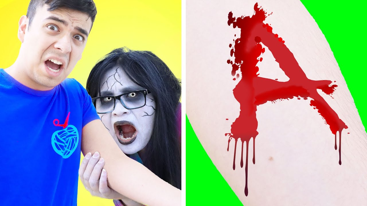 IF MY PROFESSOR WAS ZOMBIE | 7 FUNNY COLLEGE SITUATIONS & RELATABLE MOMENT BY CRAFTY HACKS PLUS
