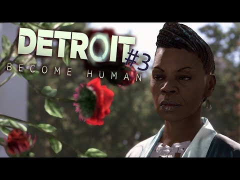 Detroit: Become Human - CREEPERS #3 (PS4 Exclusive/Let's Play)