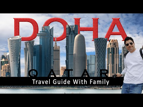 Doha Qatar Travel Guide with Family | Doha City Tour Vlog
