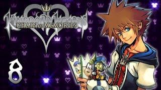 Kingdom Hearts : Chain of Memories | Episode 8