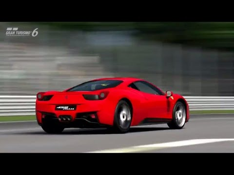 Gran Turismo 6 Montage - The Cardigans - My Favourite Game (HD)